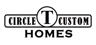 circle t custom homes Logo